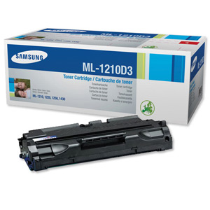 Заправка Samsung ML-1210