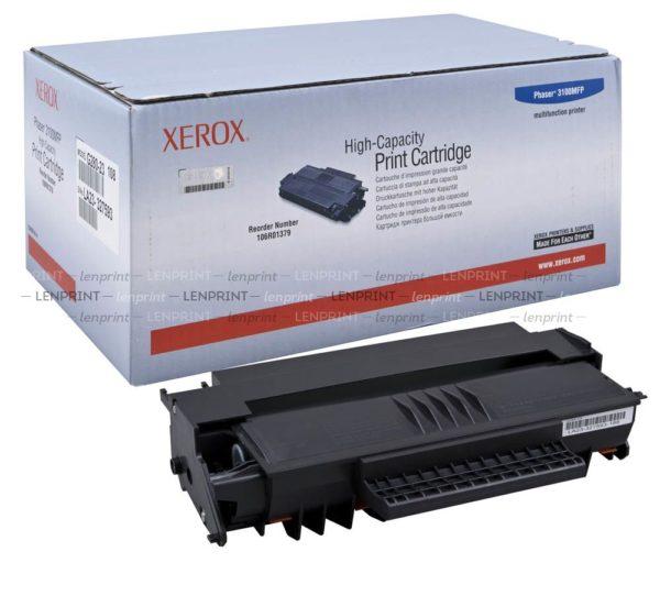 Заправка Xerox 3100