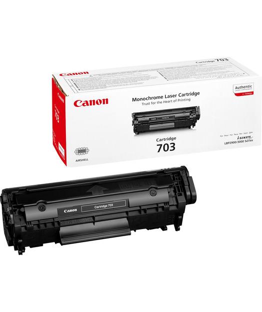Заправка Canon 703
